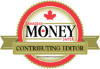Contributing Editor to Canadian Money Saver Magazine